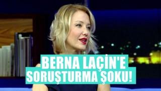 Başı büyük dertte. Berna Laçin ifadeye çağırıldı...