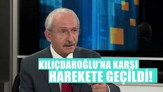 Erdoğan Kılıçdaroğlu'na karşı harekete geçti. Beklenen oldu