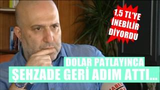 Şehzade Osmanoğlu Dolar 10 Liraya Dayanınca Bakın Ne Yaptı